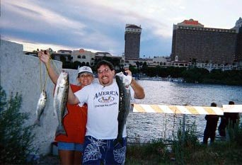 Links to other websites for Lake pleasant az fishing