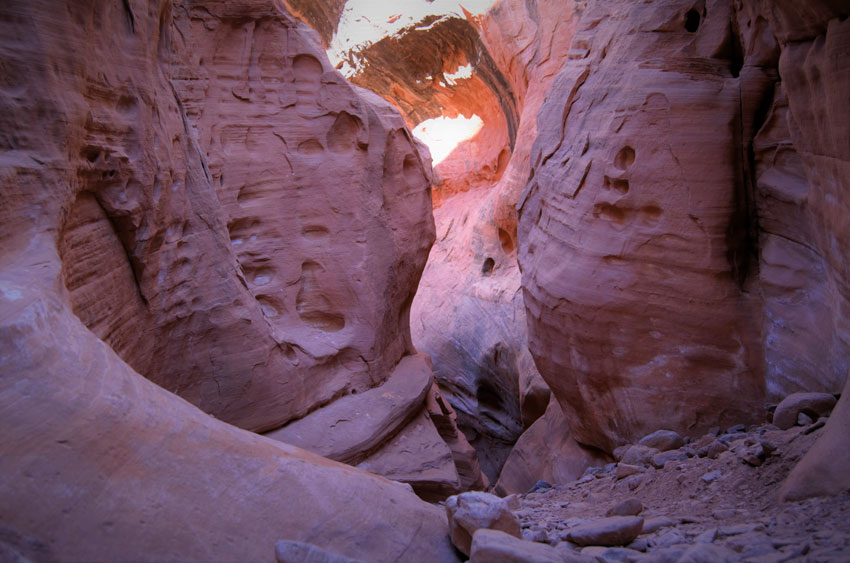 little wildhorse canyon hike